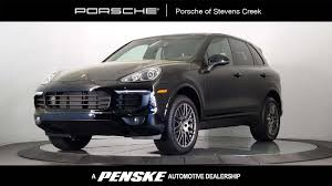 porsche suv 2015 price porsche new u0026 used car dealer san jose u0026 santa clara ca