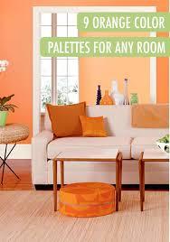 peach color scheme benjamin moore paint colors orange palette