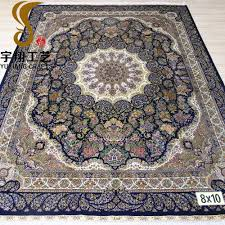 Buy Persian Rugs by Wholesale 6x6 Foot 300line Handmade Persian Silk Round Rug Buy