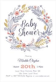 free baby shower invitation marialonghi