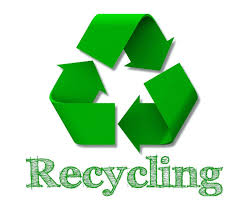 printable reduce reuse recycle symbol we sign free recycling bin