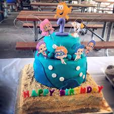 guppies 1st birthday cake 100 images 103 best cakes images on