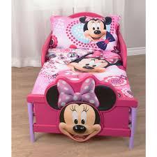 Minnie Mouse Bedspread Set Minnie Mouse Toddler Bedding Set Nemcor Toys