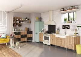cuisine vintage cuisine vintage meubles bois inspiration cuisine
