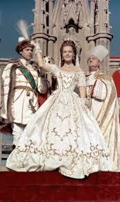robe de mari e sissi romy schneider in sissi vip wedding dresses