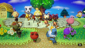 Halloween Animal Crossing by Animal Crossing Amiibo Festival Wii U Review