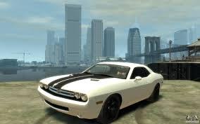 Dodge Challenger Concept - dodge challenger concept for gta 4