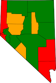 nevada counties map prostitution in nevada