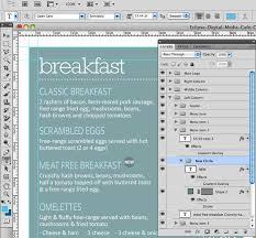 digital menu board templates 4 best and various templates ideas