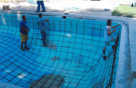 restore your pool back to when it was first built