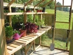 greenhouse shelves love the upper shelf valley ho pinterest