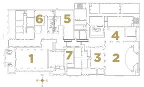 floor plans the legacy event center