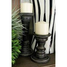 Candle Pedestals 30 40 Candle Holders Candles U0026 Home Fragrance The Home Depot