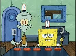 krusty krab employee hat gallery breath of fresh squidward