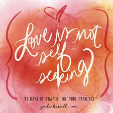 Seeking Guest 31 Days Of Marriage Guest Series Is Not Self Seeking