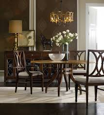 hooker furniture dining room palisade splat back arm chair 5183 75300
