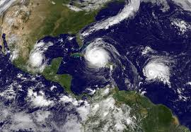 the 2017 hurricane season really is more intense than normal the