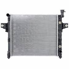 radiator for 2003 jeep grand 2336 fits jeep grand radiator 2001 2002 2003 4 7 v8 ebay
