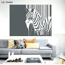 leopard print home decor zebra print decals for walls wall ideas zebra print wall decor for