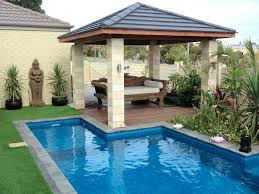 Above Ground Pool Landscaping Ideas How Tp Make Backyard Pool Landscaping Ideas Front Yard