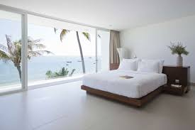 Glass Wall House The Greatest Selection Of Bedrooms With Floor To Ceiling Windows