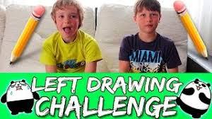 Challenge Reto Left Drawing Challenge Reto Dibujar Con La Mano Izquierda The