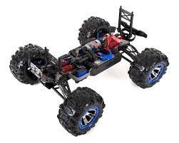 monster jam rc truck summit rtr 4wd monster truck green by traxxas tra56076 4 grn