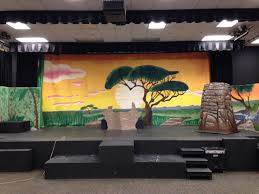 king of backdrops lion king jr set build by eleazarart club 33 king