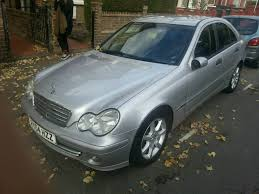 2004 mercedes benz c180 kompressor c class in welwyn garden city