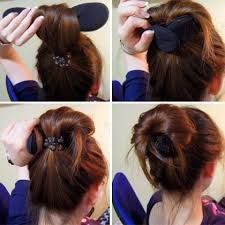 tutorial rambut hairdini tutorial foto video