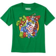 Halloween Themed Shirts Avengers Walmart Com