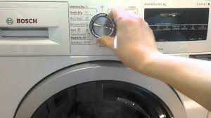 review on bosch washer dryer series 6 youtube
