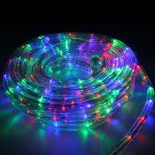 led light design outdoor led rope lights review walmart rope