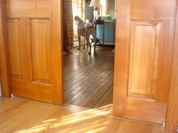 transition between different hardwood floor colors yahoo image