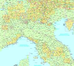 Map Of Central Italy by Map Northern Italy Cities Greece Map