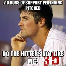 Meme Images Without Text - dugout thinker cole hamels meme generator the good phight