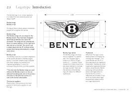 bentley logo png the brand guidelines meteoriten se