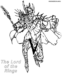lord of the rings coloring pages coloring pages to download and