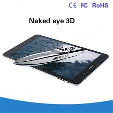 free for android tablet 8 inch eye 3d tablet glasses free 3d android