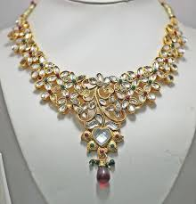 indian necklace set images Buy ethnic indian necklace set necklaces uae souq jpg