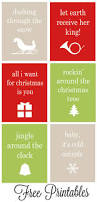 72 best free christmas printables images on pinterest merry