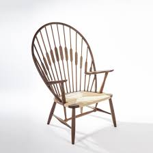 mid century modern reproduction pp550 peacock chair