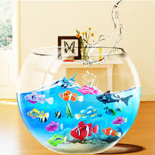 big sale robofish activated battery powered robo fish fish