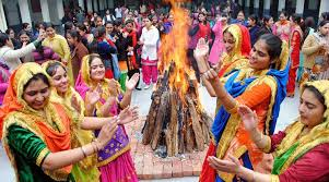 lohri 2017 date customs traditions significance history and