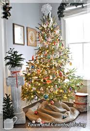 country christmas tree 12 christmas tree exles part two town country living