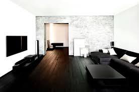 Wohnidee Wohnzimmer Modern Dunkle Möbel In Einem Hellen Wohnzimmer Wirken Extrem Modern