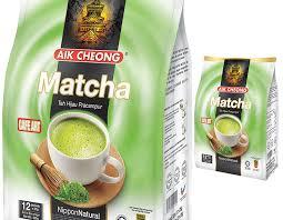 Teh Matcha aik cheong matcha green tea 300g 12 25g sachets mydeal lk