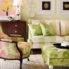 Lilly Pulitzer Home Decor Fabric Preppy Plaid Throw Pillow High Street Market Casa De Cathers