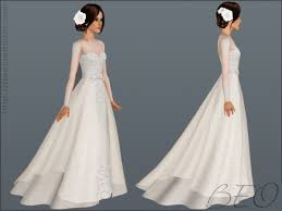 wedding dress donation wedding dress 28 by beo donation sims sims