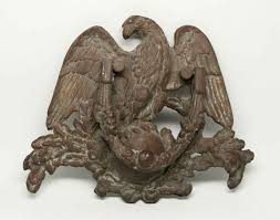 large bronze eagle door knocker olde good things